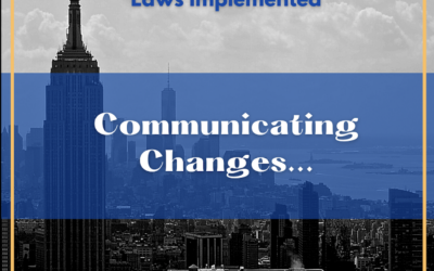 NY DOL Indefinitely Cancels Unemployment Insurance Charges